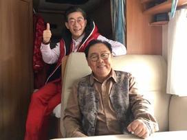 Lục Tiểu Linh Đồng mừng thọ 'Trư Bát Giới' 72 tuổi
