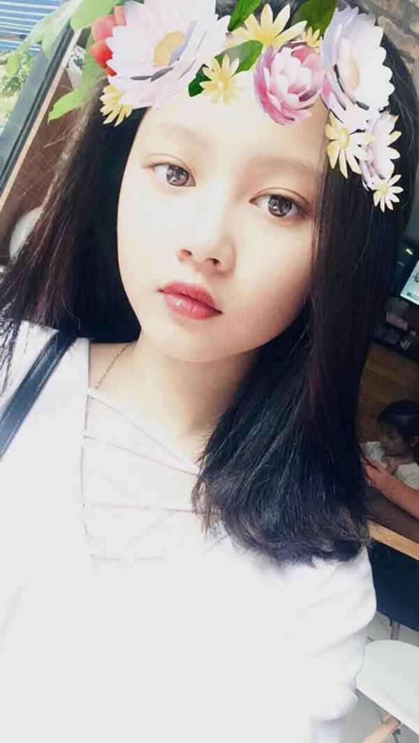 Xinh đẹp, hát hay nữ sinh 15 tuổi có hơn 70 nghìn người theo dõi trên Facebook-2