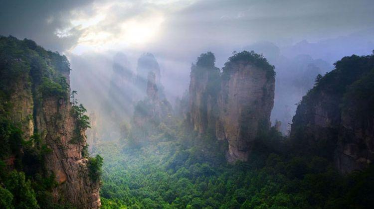 Chinh phục núi bay có thật trong siêu phẩm 'Avatar'-1