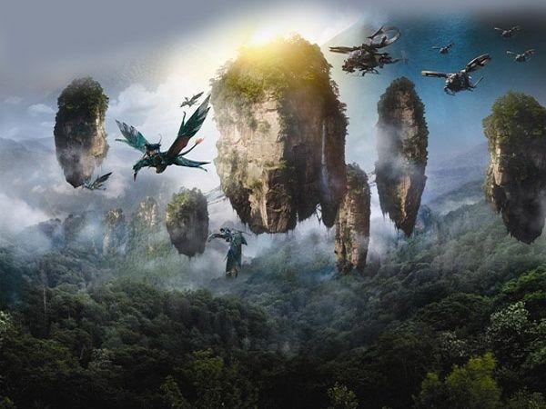 Chinh phục núi bay có thật trong siêu phẩm 'Avatar'-2