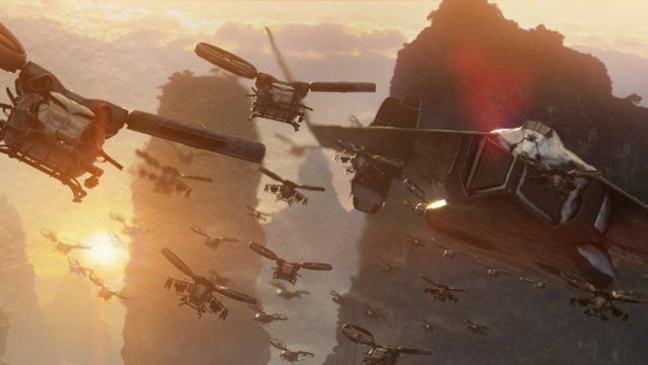 Chinh phục núi bay có thật trong siêu phẩm 'Avatar'-3