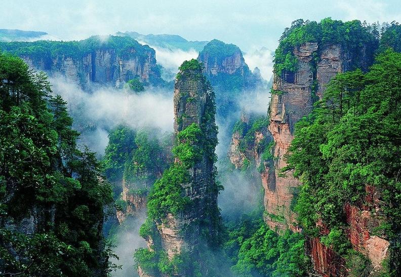 Chinh phục núi bay có thật trong siêu phẩm 'Avatar'-5