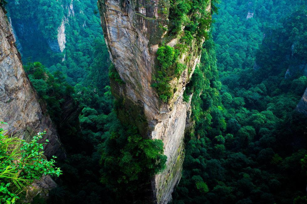 Chinh phục núi bay có thật trong siêu phẩm 'Avatar'-6
