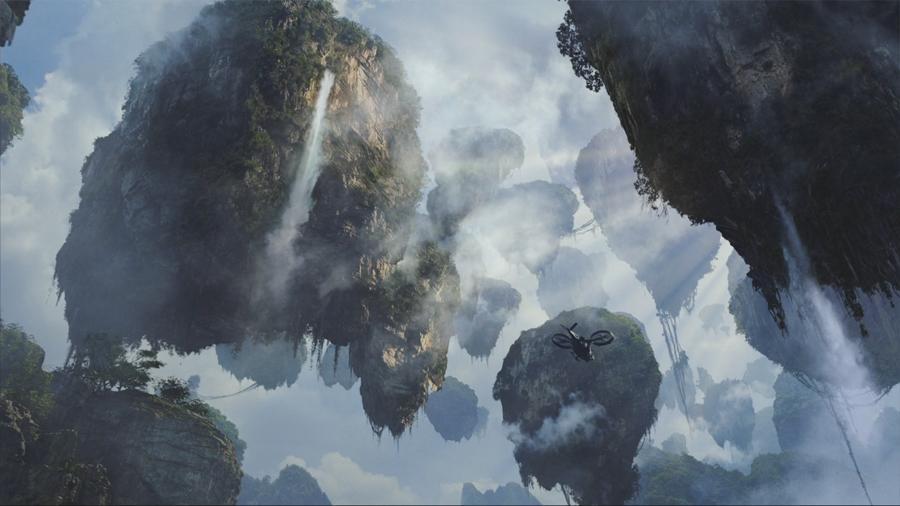 Chinh phục núi bay có thật trong siêu phẩm 'Avatar'-7