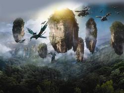 Chinh phục núi bay có thật trong siêu phẩm 'Avatar'