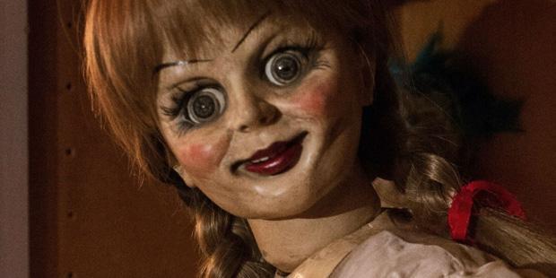 Nhờ phim, búp bê Annabelle hàng fake cũng đắt hàng!-1