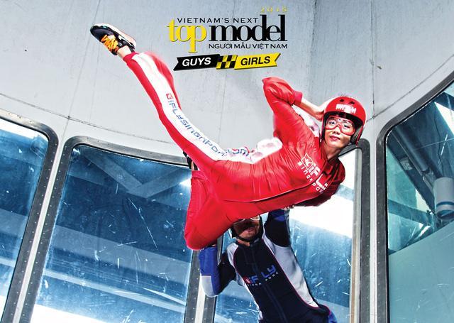 Những thử thách của Next Top Model khiến thí sinh 'cứng' đến mấy cũng khóc thét-10