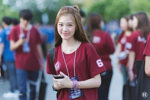 Ghé thăm ngôi trường nhiều 'trai xinh gái đẹp' nức tiếng ở Thái Lan-1