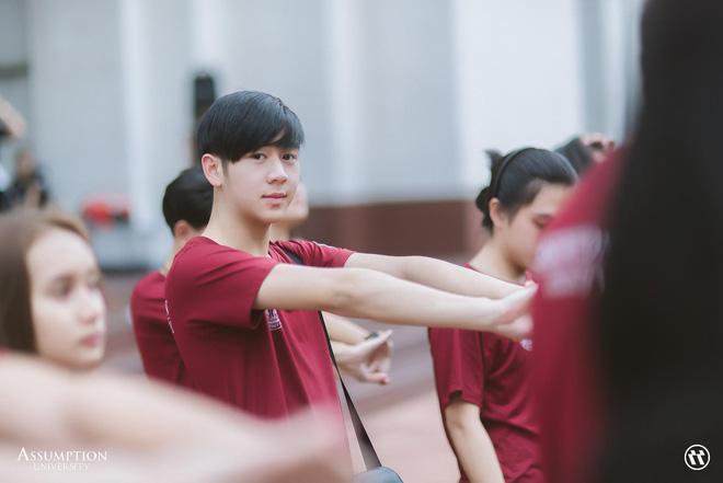 Ghé thăm ngôi trường nhiều 'trai xinh gái đẹp' nức tiếng ở Thái Lan-7