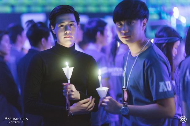 Ghé thăm ngôi trường nhiều 'trai xinh gái đẹp' nức tiếng ở Thái Lan-2