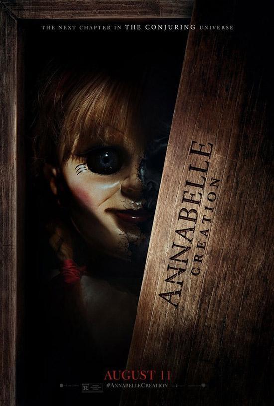 'Annabelle: Creation': Khi con người bất lực trước sự tàn bạo của quỷ dữ-1