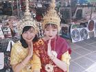 Xem bộ ảnh 9x đưa mẹ vi vu Thái Lan mới thấy mẹ cũng thích đi, thích sống ảo như ai