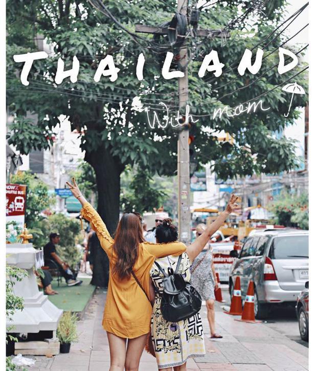 Xem bộ ảnh 9x đưa mẹ vi vu Thái Lan mới thấy mẹ cũng thích đi, thích sống ảo như ai-2