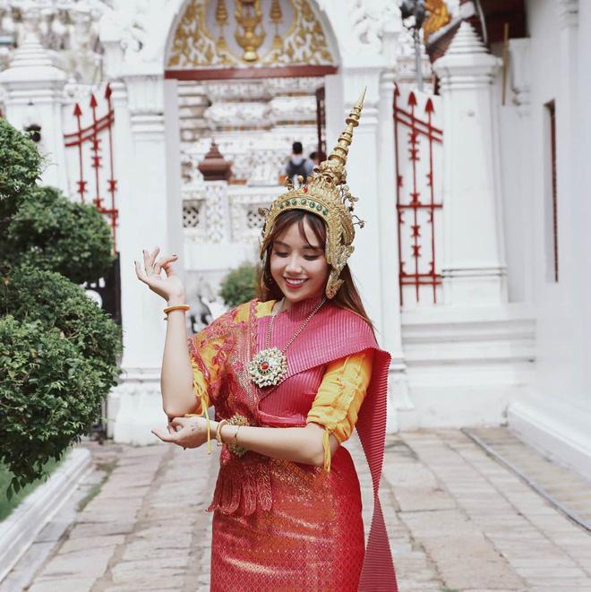 Xem bộ ảnh 9x đưa mẹ vi vu Thái Lan mới thấy mẹ cũng thích đi, thích sống ảo như ai-5