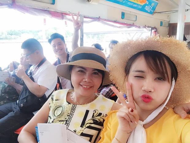 Xem bộ ảnh 9x đưa mẹ vi vu Thái Lan mới thấy mẹ cũng thích đi, thích sống ảo như ai-8