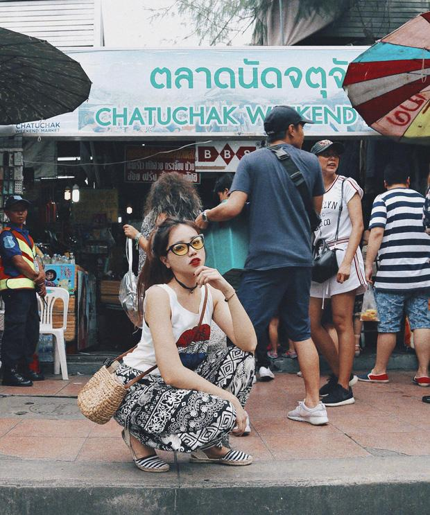 Xem bộ ảnh 9x đưa mẹ vi vu Thái Lan mới thấy mẹ cũng thích đi, thích sống ảo như ai-9