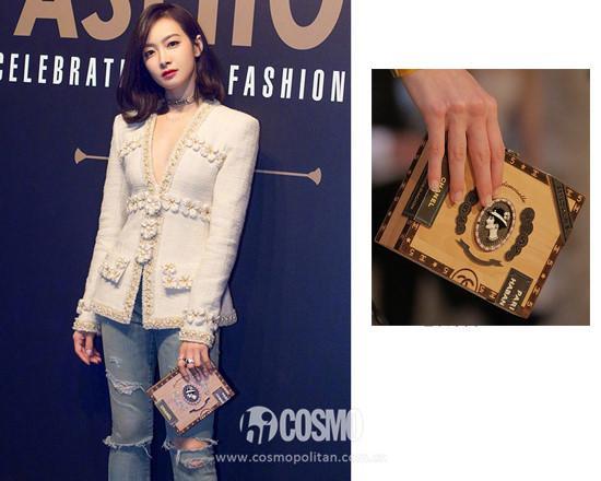 'Bóc giá' túi mini hàng hiệu của kiều nữ Kpop-1