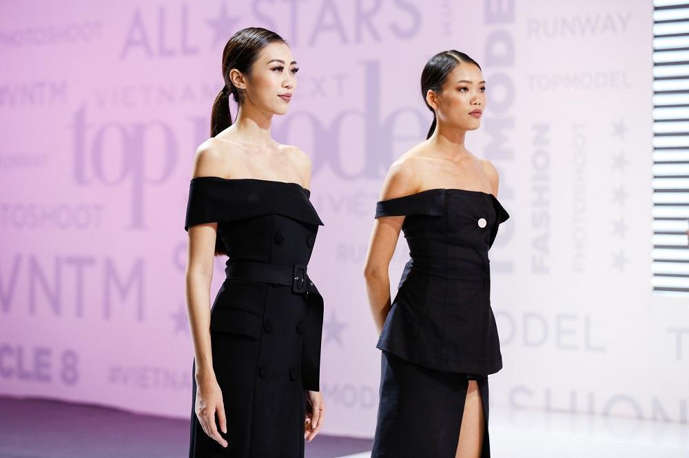 Kikki Lê bị loại, Cao Thiên Trang không chỉ 'bật' giám khảo Next Top mà còn đòi bỏ thi-11