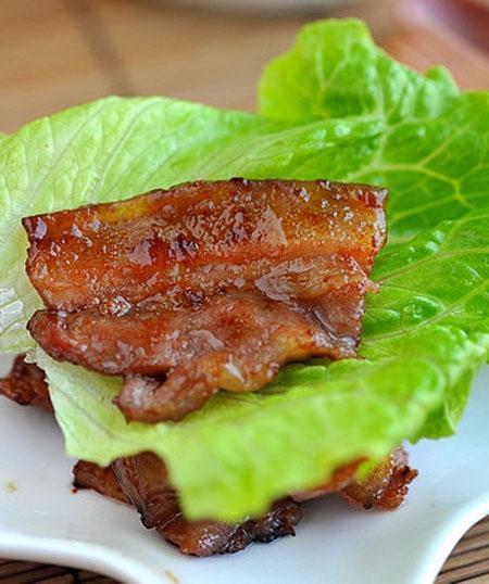 Nhìn cách người Hàn Quốc ăn thịt, bạn sẽ thấy thèm một miếng ba chỉ nướng ngay-5