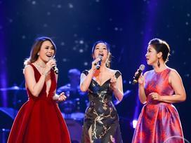 Mỹ Tâm không chút lép vế khi so giọng cùng 4 diva nhạc Việt