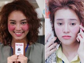 'She Was Pretty' Việt tung hình ảnh chính thức, fan thở phào vì má An Chi không còn đỏ như cạo gió