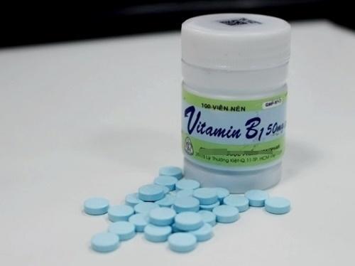 Nghiền mịn vitamin B1 rồi trộn với thứ này, da trắng chỉ sau 2 ngày-2