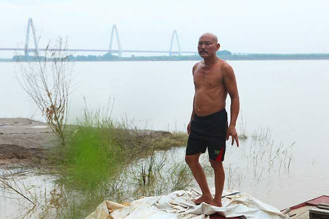 Kí ức đau lòng của người vớt 600 xác chết trên sông Hồng-3