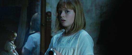 Chân dung sao nhí là nỗi ám ảnh của những người yêu thích dòng phim kinh dị-7