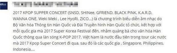 Cuộc 'hội ngộ thế kỉ' sắp diễn ra chăng khi có tin đồn SNSD, Black Pink, Wanna One, KARD, Lee Hyori đến Việt Nam?-1