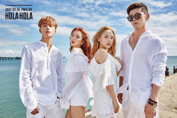 Cuộc 'hội ngộ thế kỉ' sắp diễn ra chăng khi có tin đồn SNSD, Black Pink, Wanna One, KARD, Lee Hyori đến Việt Nam?-5