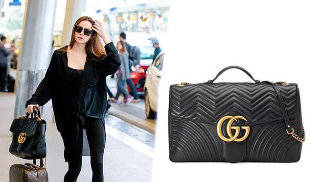 Hồ Ngọc Hà và niềm đam mê tốn kém với những chiếc túi Gucci-9