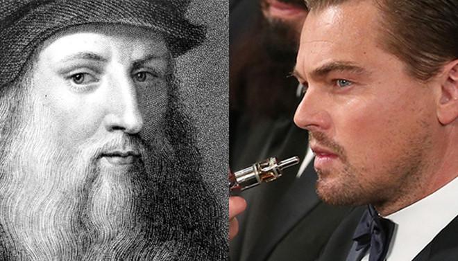 Leonardo DiCaprio đóng vai Leonardo da Vinci trong phim tiểu sử mới-2