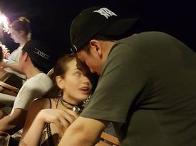 Bắt gặp Seungri (Big Bang) thân mật với 'mỹ nữ nóng bỏng nhất Philippines' tại Bali