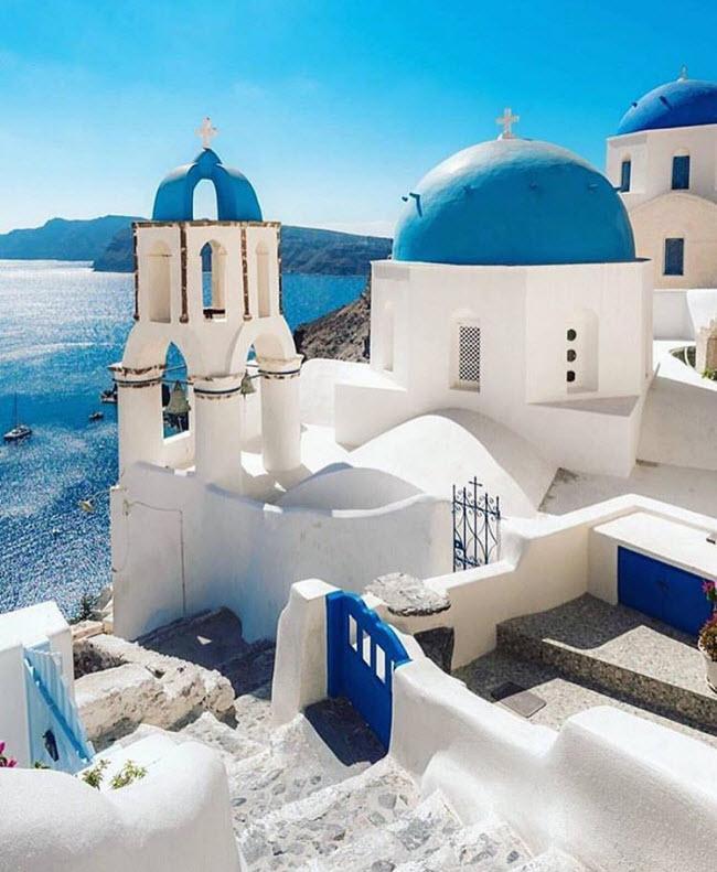 Những điểm du lịch nổi tiếng bị đe dọa vì quá đông du khách-6