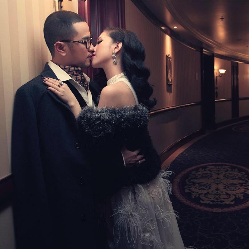 Tiệc cưới lung linh của anh trai ca sĩ Bảo Thy và hot girl Trang Pilla-9