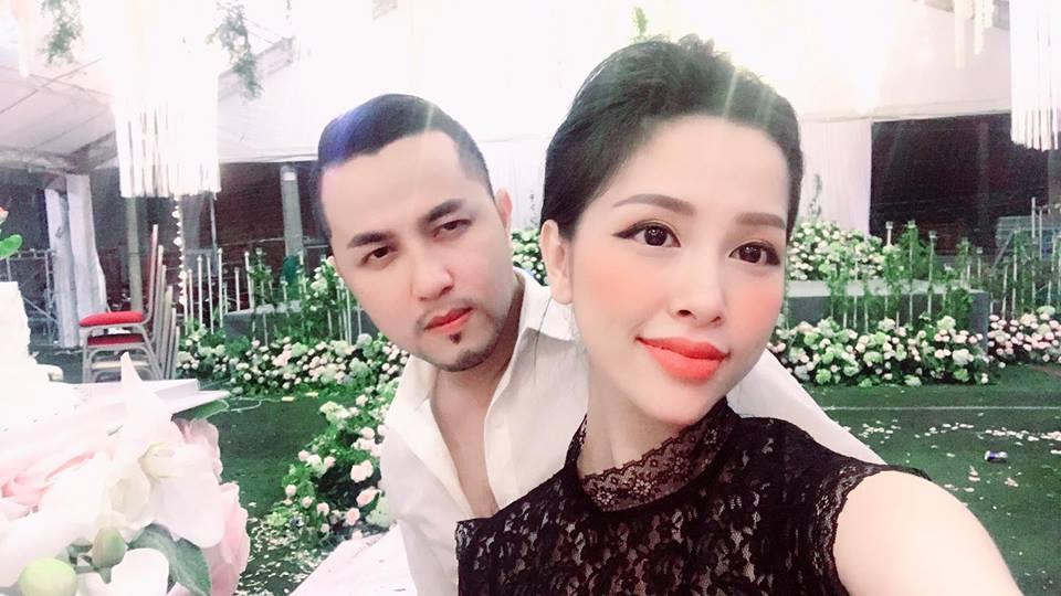 Tiệc cưới lung linh của anh trai ca sĩ Bảo Thy và hot girl Trang Pilla-11