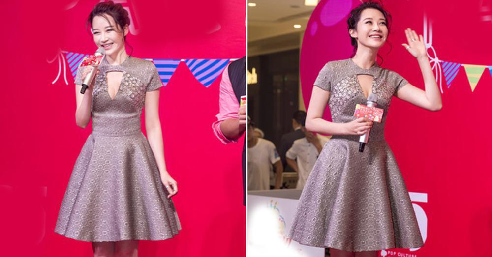 Vóc dáng hoàn hảo của loạt mỹ nhân U60 xứ Trung khiến giới trẻ 'chạy theo không kịp'-3