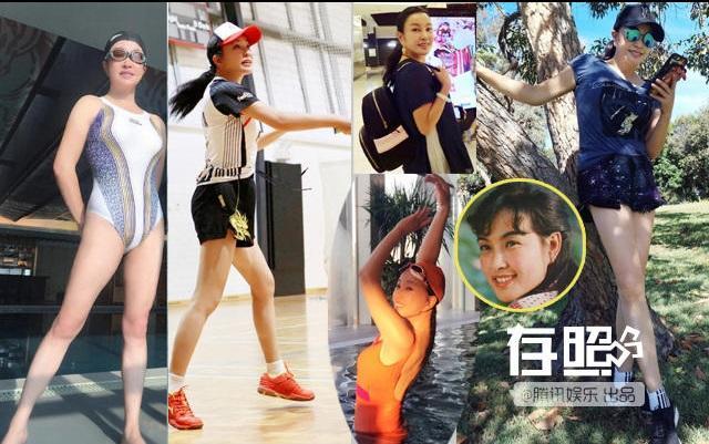 Vóc dáng hoàn hảo của loạt mỹ nhân U60 xứ Trung khiến giới trẻ 'chạy theo không kịp'-10