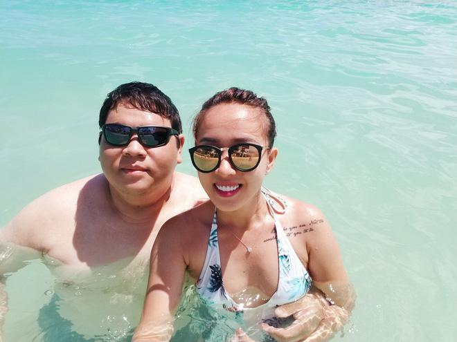Mơ yêu 'soái ca' diện mạo long lanh, cô gái Việt tìm được hạnh phúc bên chàng Việt kiều Mỹ nặng hơn trăm ký-4