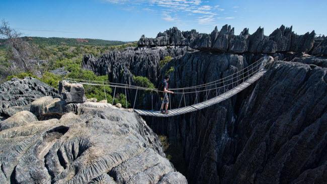 Kỳ quan rừng đá ít người có thể tới ở Madagascar-2