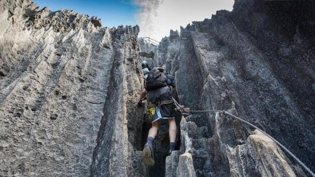 Kỳ quan rừng đá ít người có thể tới ở Madagascar-6