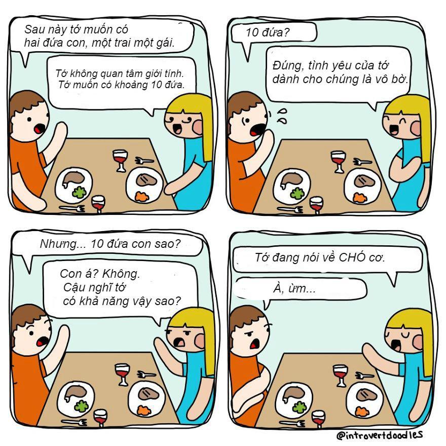 Những tình huống 'dở khóc dở cười' chỉ hội yêu chó mới hiểu-8