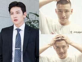 Người hâm mộ xót xa nhìn ngôi sao 'Cười lên Dong hae' Ji Chang Wook cạo đầu nhập ngũ