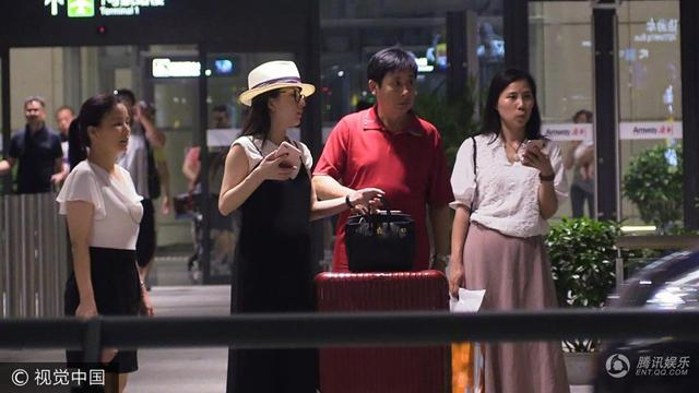 Vợ Quách Phú Thành về nhà ngoại, chờ ngày sinh nở-1