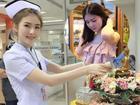 Ngẩn ngơ với nhan sắc đẹp xuất sắc của nữ y tá người Thái Lan