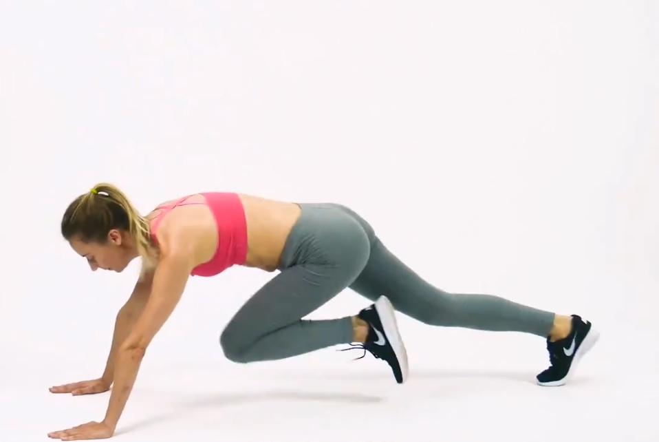 Mỗi ngày 15 phút, 8 động tác sau sẽ giúp bạn 'đánh bay' mỡ bụng-5