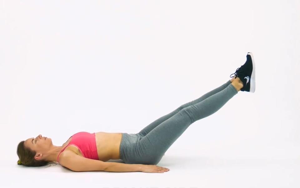 Mỗi ngày 15 phút, 8 động tác sau sẽ giúp bạn 'đánh bay' mỡ bụng-8