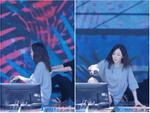 Xuất hiện không vệ sĩ, trưởng nhóm SNSD Taeyeon bị fan đẩy ngã và sàm sỡ-9