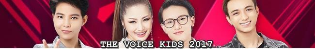 Giọng hát Việt nhí - The Voice Kids 2017