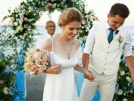 Những địa điểm tổ chức đám cưới 'chất như nước cất'